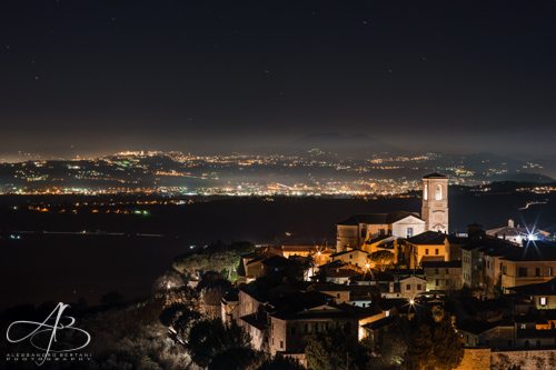 bettona by night